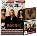 "Sonic Seducer 07/08-11 + exkl. Faun-EP ""Eden Re/Vealed"" + Cold Hands-CD + Extraheft Steampunk; Bands: Faun, Subway To Sally, Diary Of Dreams, ... Hands Seduction-Sampler + Extraheft Steampunk"