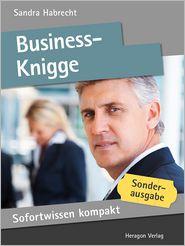 Sofortwissen kompakt: Business-Knigge: Etikette in 50 x 2 Minuten