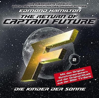 The Return of Captain Future 02 - Edmond Hamilton