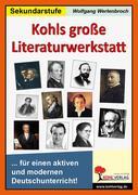Wolfgang Wertenbroch: Kohls große Literaturwerkstatt