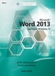 ECDL Advanced Word 2013 (auf Basis Windows 7)