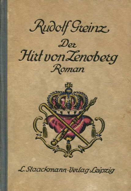 Der Hirt von Zenoberg - Greinz, Rudolf