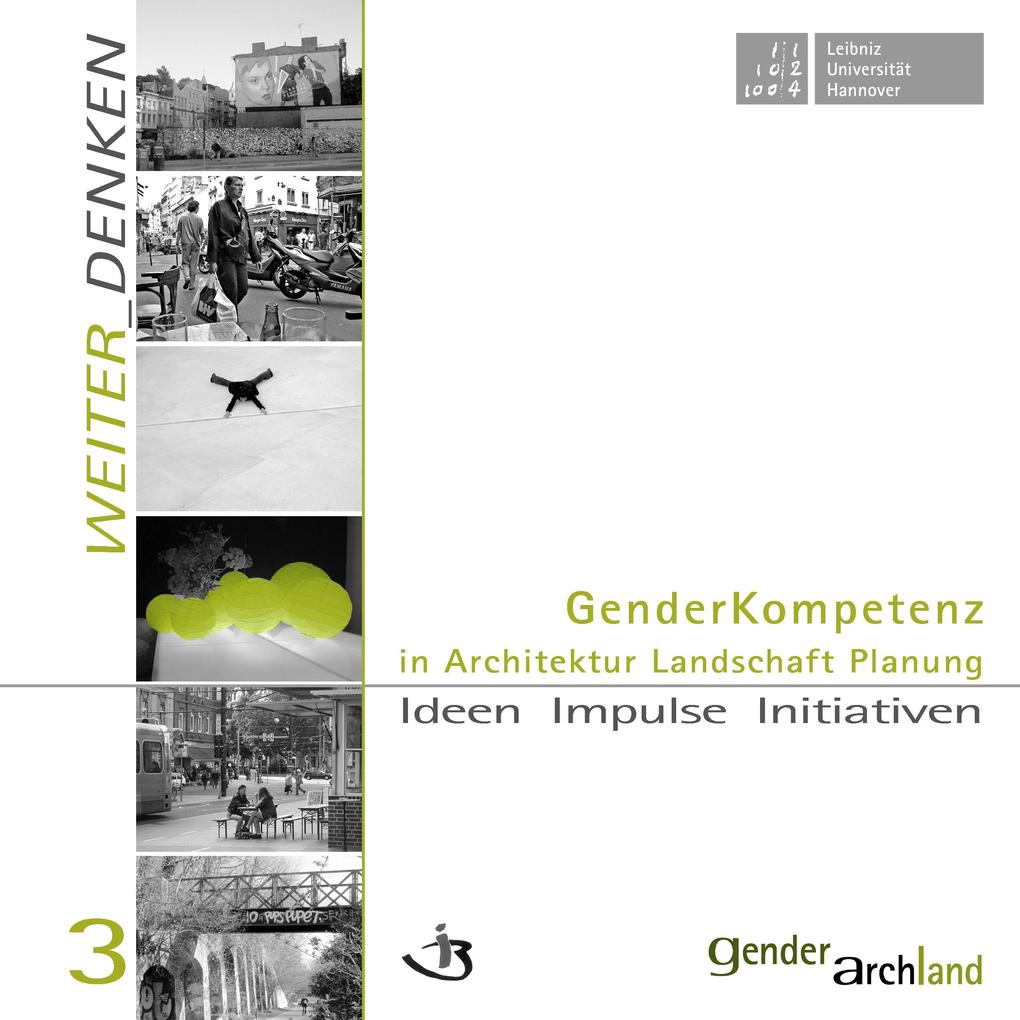 GenderKompetenz in Architektur Landschaft Planung als eBook Download von