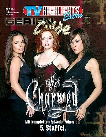 TV Highlights Extra Serien-Guide, H.3/2003 : Charmed