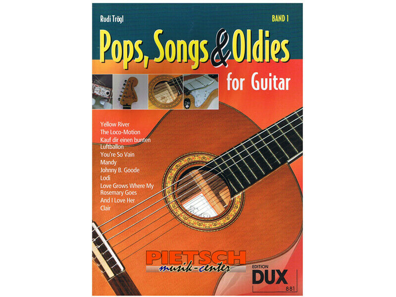 Edition Dux, Pops, Songs & Oldies, Band 1