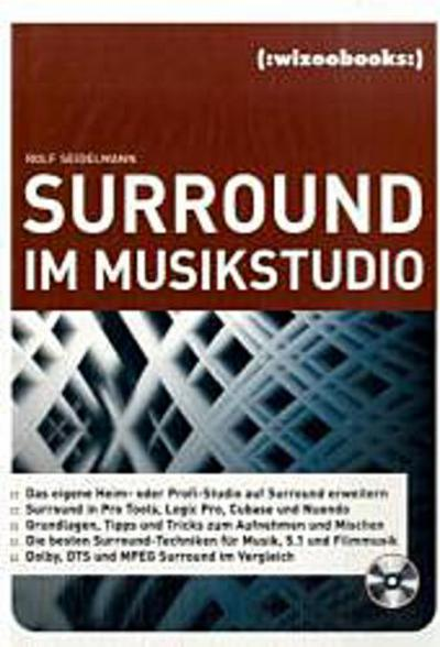 Surround im Musikstudio - Rolf Seidelmann
