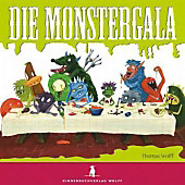 Monstergala, Audio-CD
