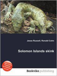 Solomon Islands Skink