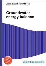 Groundwater Energy Balance