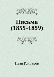 Pis'ma (1855-1859)