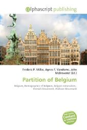 Partition of Belgium - Frederic P. Miller
