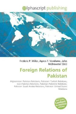 Foreign Relations of Pakistan