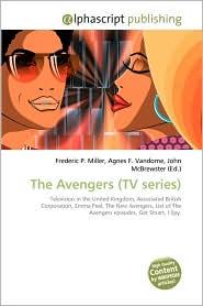 The Avengers (Tv Series) - Frederic P. Miller