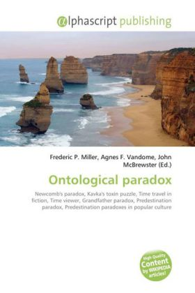 Ontological paradox