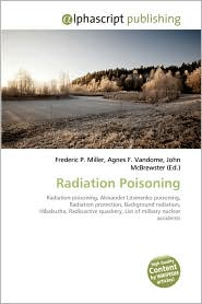 Radiation Poisoning