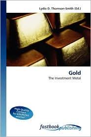 Gold - Lydia D. Thomson-Smith