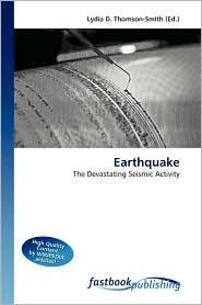 Earthquake - Lydia D. Thomson-Smith