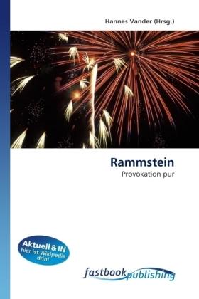 Rammstein - Provokation pur - Vander, Hannes