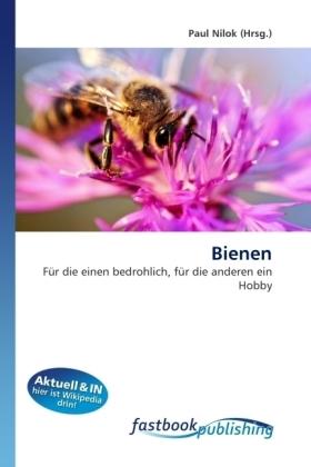Bienen - Für die einen bedrohlich, für die anderen ein Hobby - Nilok, Paul