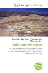 Milankovitch Cycles - Frederic P. Miller