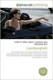 Lamborghini - Frederic P. Miller