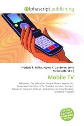 Mobile TV - Frederic P. Miller