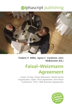 Faisal Weizmann Agreement