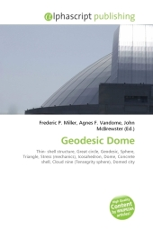 Geodesic Dome - Frederic P. Miller