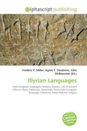 Illyrian Languages