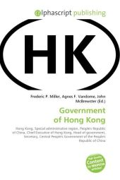 Government of Hong Kong - Frederic P. Miller