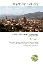 Amalfi - Frederic P. Miller, Agnes F. Vandome, John McBrewster
