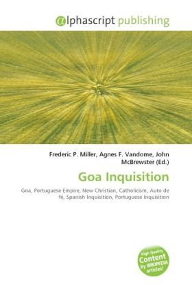 Goa Inquisition