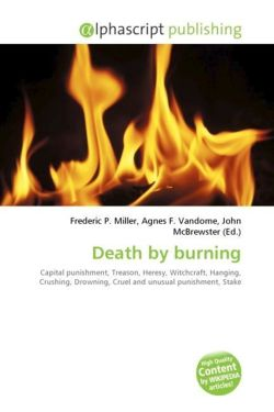 Death by burning