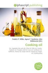 Cooking oil - Frederic P. Miller