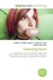Chewing Gum - Frederic P. Miller