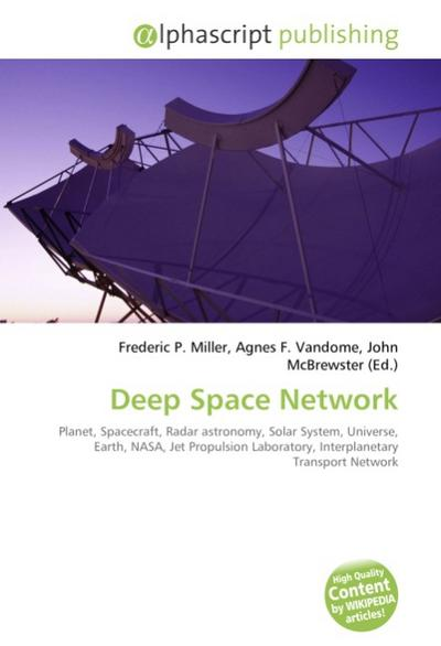 Deep Space Network - Frederic P. Miller