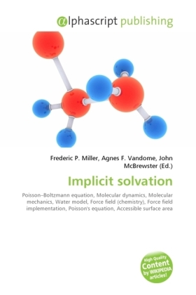 Implicit solvation