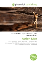Action Man - Frederic P. Miller