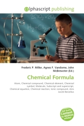 Chemical Formula - Frederic P. Miller