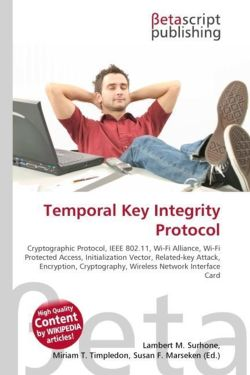 Temporal Key Integrity Protocol