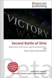 Second Battle of Sirte