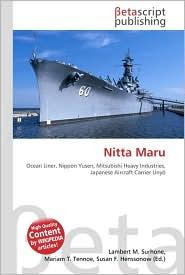 Nitta Maru - Lambert M. Surhone, Miriam T. Timpledon, Susan F. Marseken