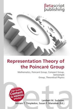 Representation Theory of the Poincaré Group