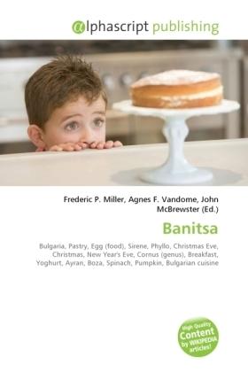 Banitsa - Miller, Frederic P. (Hrsg.) / Vandome, Agnes F. (Hrsg.) / McBrewster, John (Hrsg.)