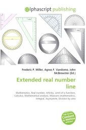 Extended real number line - Frederic P. Miller