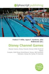 Disney Channel Games - Frederic P. Miller