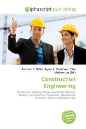 Construction Engineering - Frederic P. Miller
