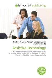 Assistive Technology - Frederic P. Miller