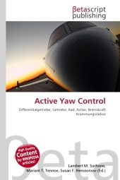 Active Yaw Control