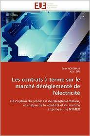 Les Contrats Terme Sur Le March D R Glement De L' Lectricit